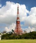 東京タワーの色